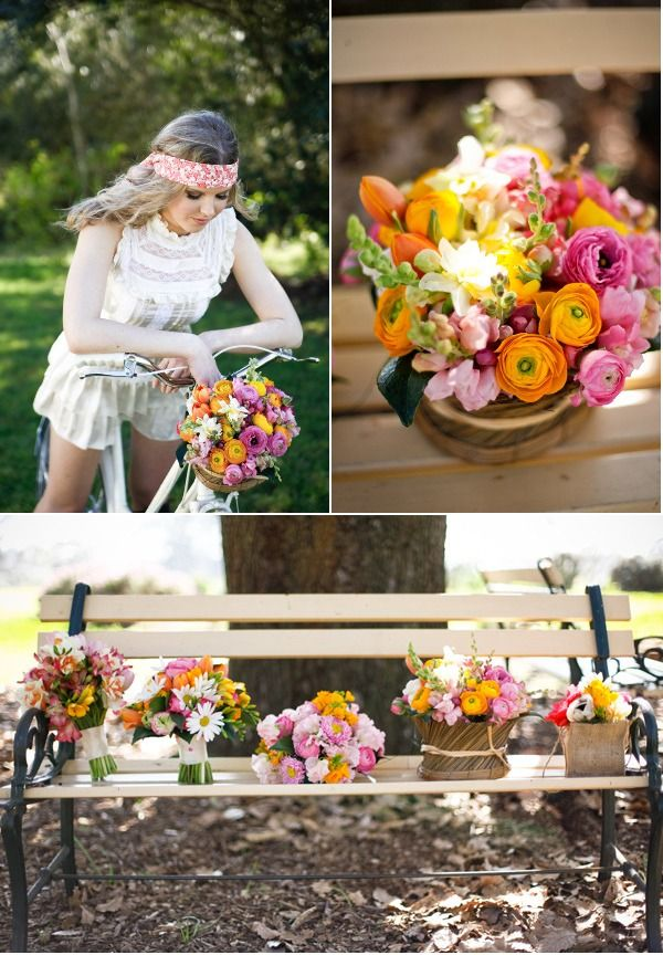 Spring Love Photo Shoot by Chanele Rose Flowers & Styling   Wedding flowers, Perfect wedding ...