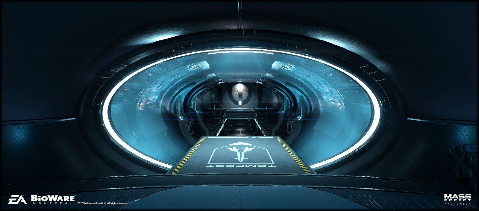 Artstation Mass Effect Andromeda Scotty Brown Mass Effect