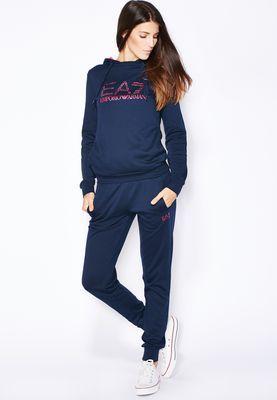 cheap ea7 hoodie womens