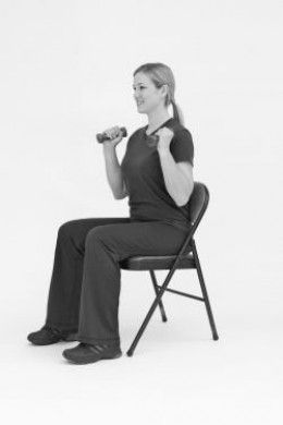 Strength Training Balance u0026 Chair Exercises for Seniors  sc 1 st  Pinterest : chair fitness workout - Cheerinfomania.Com