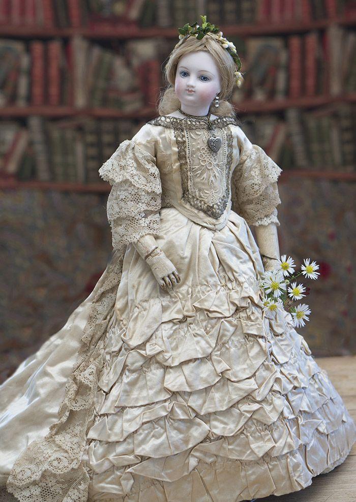 47 French Style Living Room Design Ideas: 47 см Модная французская кукла Брю с деревянным телом в