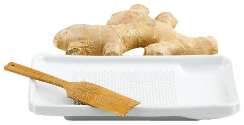 Helen Chens Asian Kitchen Porcelain Ginger Grater *** Learn more by visiting the image link.