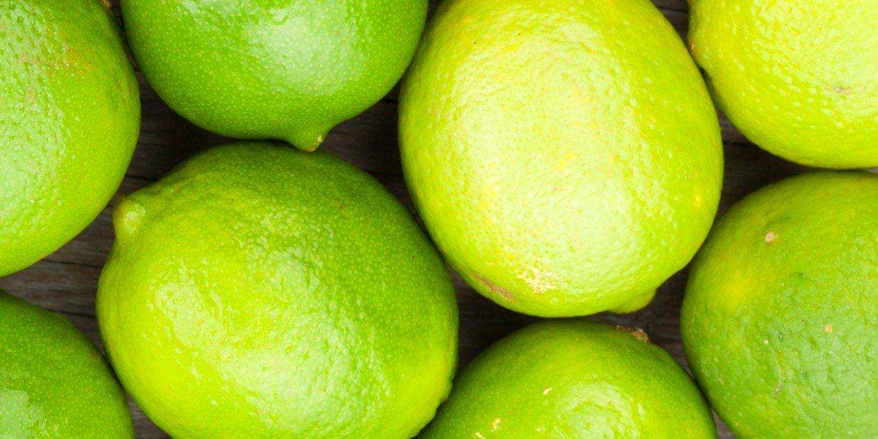 Лайм зеленый цвет фото