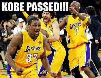 Kobe Bryant Los Angeles Lakers Shooting Guard S 15 Funniest Memes Kobe Bryant Memes Sports Memes Funny Basketball Memes