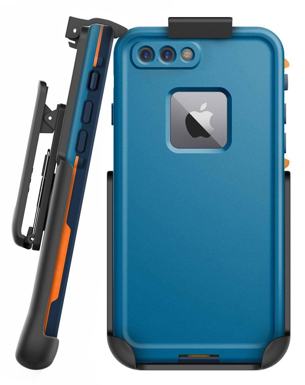 Encased belt clip holster for lifeproof fre case iphone