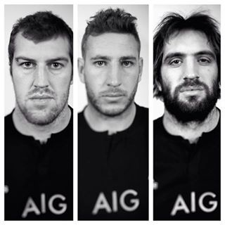 The All Blacks locks selected for #RWC2015 #RoadtoRWC2015 congrats to Brodie, Luke and Sam