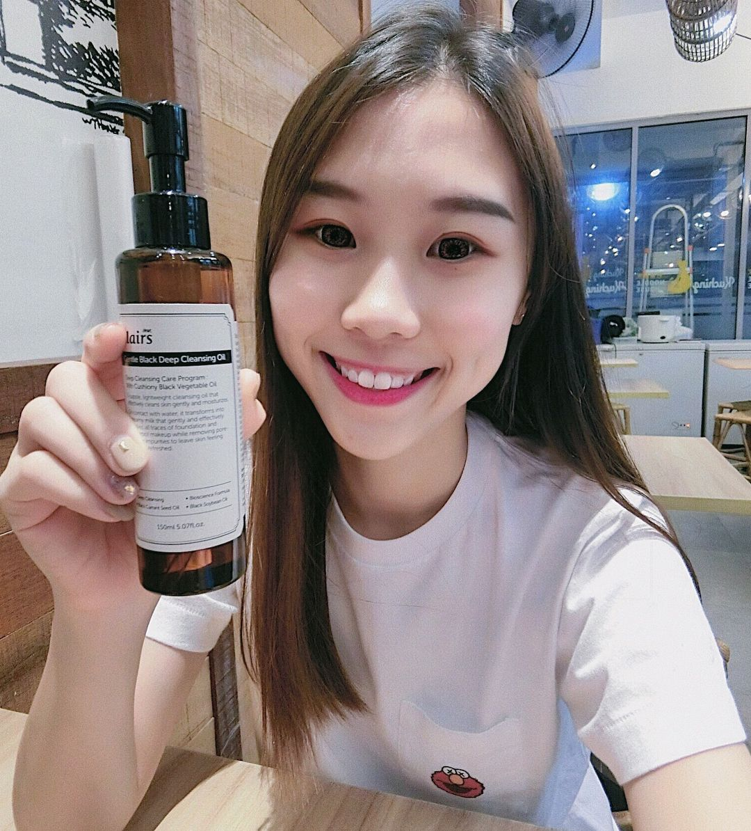 Klairs Gentle Black Deep Cleansing Oil Composed Of Various Vegetable Oils That Are Helpful For Skin Care Easily Wa Deep Cleansing Oil Cleansing Oil Skin Care
