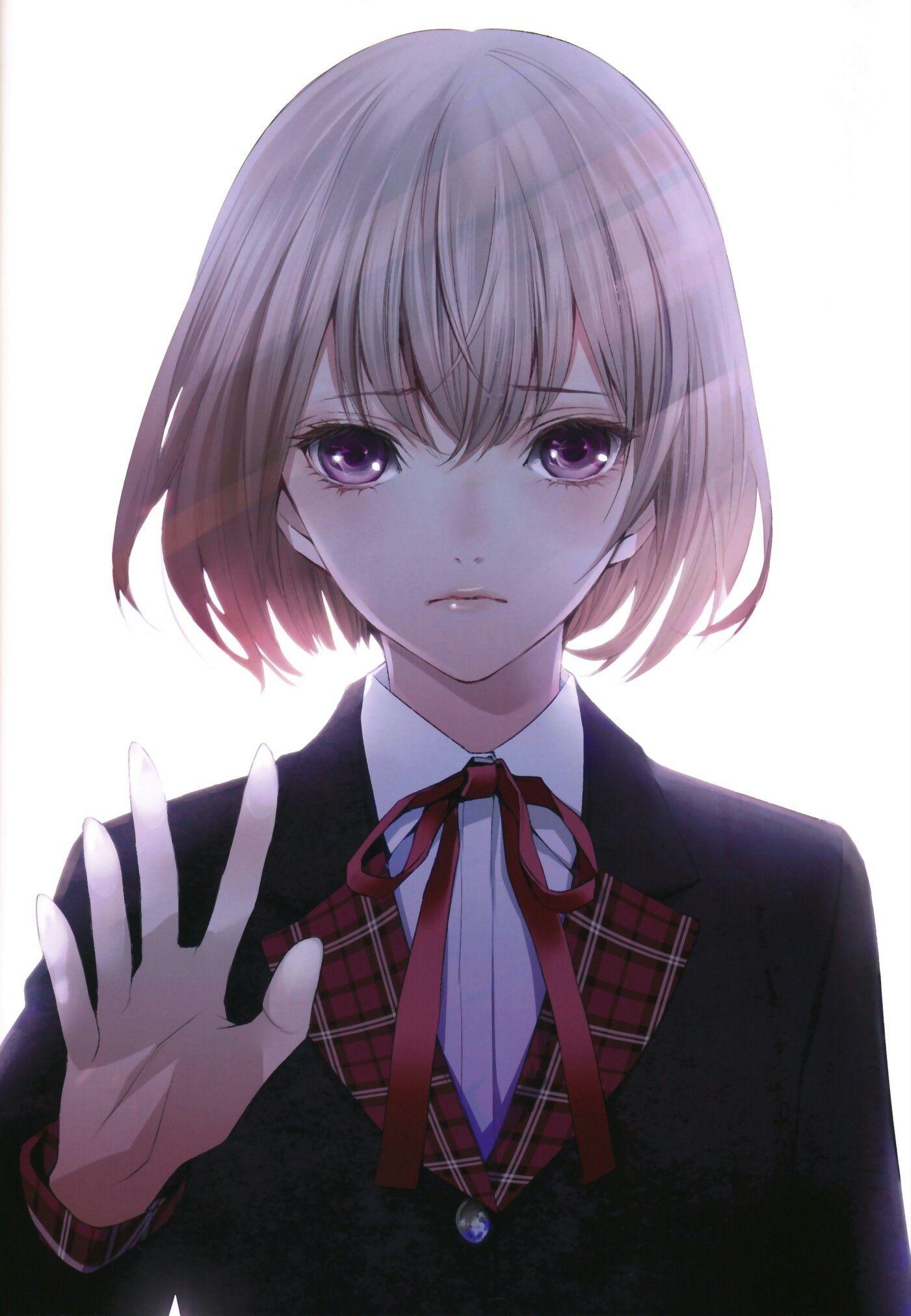 Artist Kiyohara Hiro Character Watarai Kaede Anime