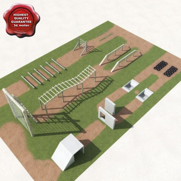 Military Obstacle Course Design Military Obstacle Course