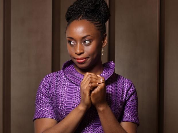 "When, in Chimamanda Ngozi Adichie's new novel Americanah, Obinze and Ifemelu fall in love, they fall hard and fast. Ifemelu, whose previous experience has been limited to playing at Mills and Boon stories with her friends, suddenly finds she's ""jolted by a small truth in those romances. It was indeed true that because of a male, your stomach could tighten up and refuse to unknot itself, your body's joints could unhinge, your limbs fail to move to music, and all effortless th..."