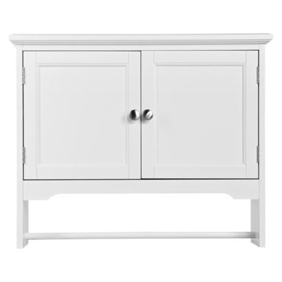 Beautiful Not Necessarily White But Maybe Espresso? Instead Of A Side Table Weu0027d Hang