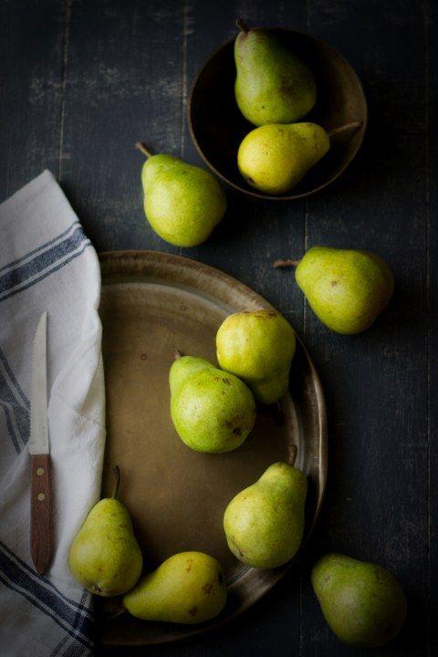 Pears Dark Food Photography Food Photography Food
