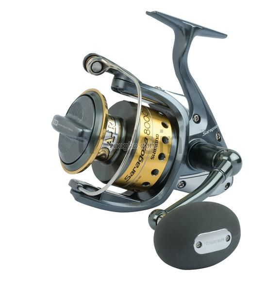Reel Shimano SARAGOSA 8000 SA | Hobby | Fish camp, Fish, Catfish