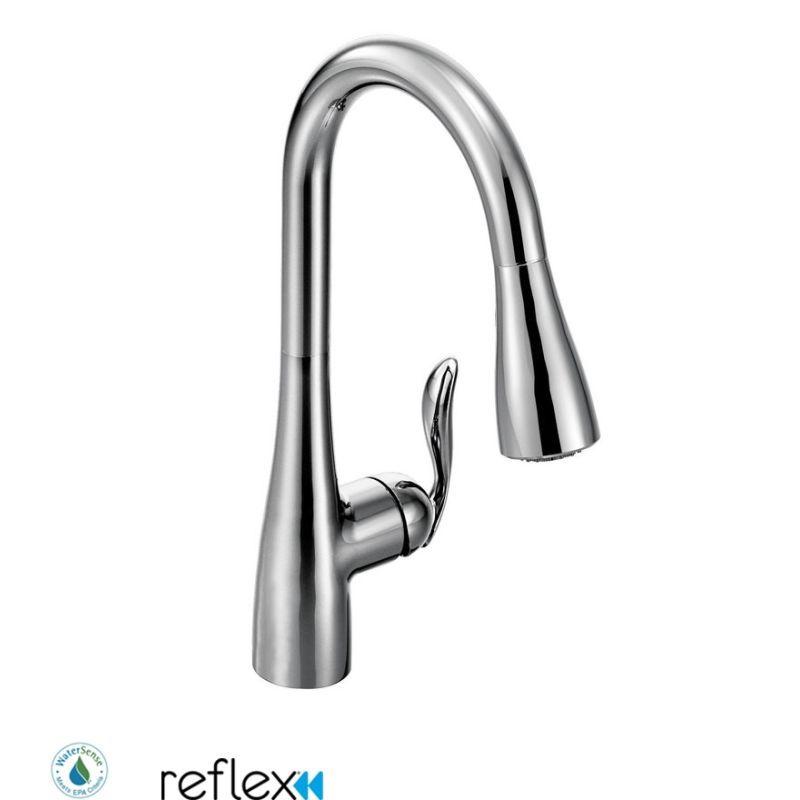 Moen 7594 With Images Kitchen Faucet Faucet Moen