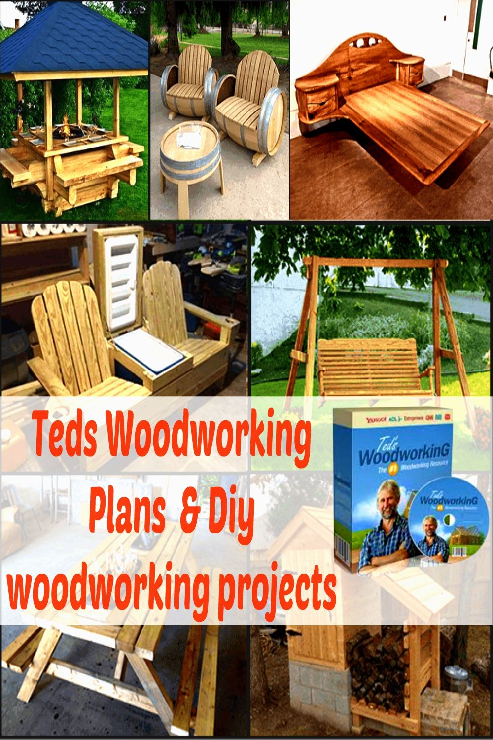 Teds Woodworking Plans Diy Woodworking Projects Make 16 000 Projects With Step By Step Plans Woodworking Plans Diy Woodworking Projects Diy Diy Woodworking