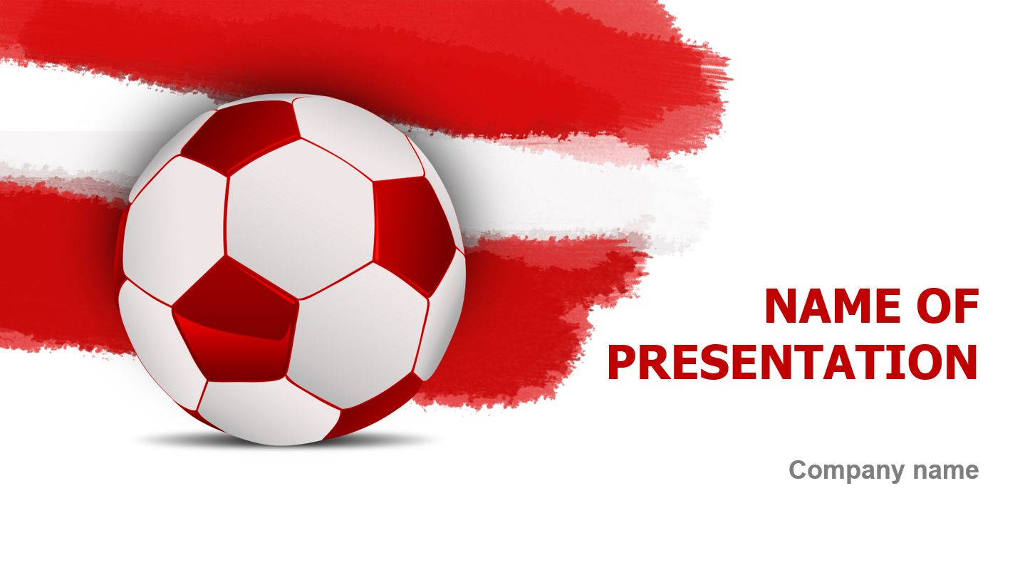 Austrian soccer ball powerpoint theme this beautiful and creative austrian soccer ball powerpoint theme this beautiful and creative powerpoint theme will be a great toneelgroepblik Gallery