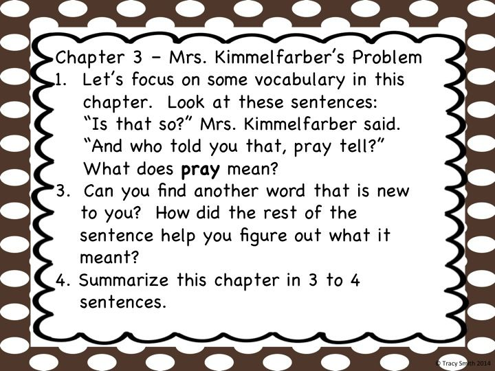 Chocolate Fever - No Copies Reading Instruction - Easy to use!