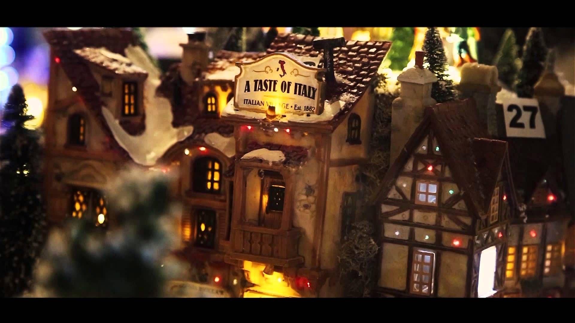 Il Villaggio di Babbo Natale hd 1080p Babbo natale