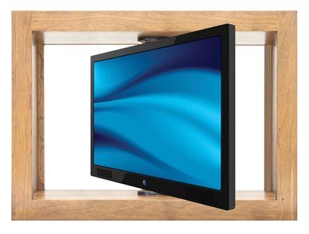 B Amp B Molders Announces New Ez Swivel Kit For Flat Screen