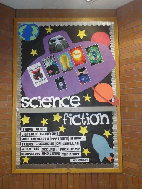 Ya Science Fiction Bulletin Board Teen Bulletin Boards