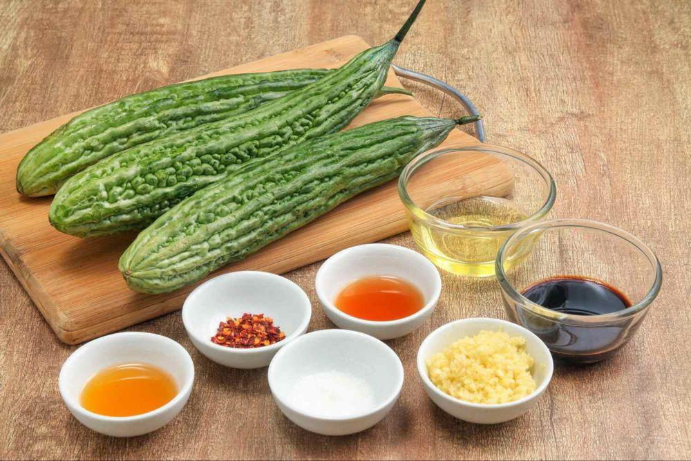 The Best Bitter Melon Recipes Recipe Bitter melon