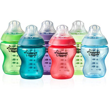 Tommee Tippee Closer to Nature Fiesta Bouteilles 6 x 260 ml