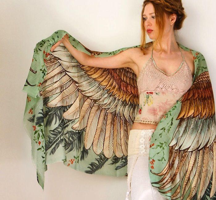 Las alas de Shovava