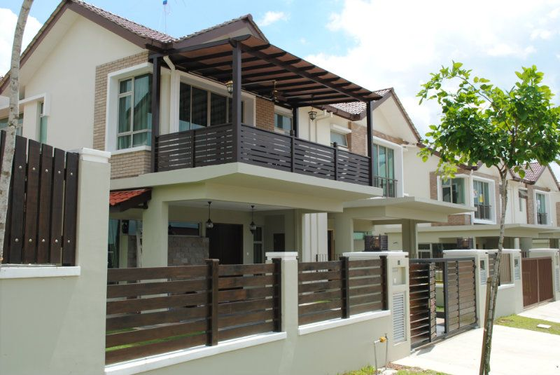 Roof Top Designs In Malaysia Google Search House Exterior House Styles Tops Designs