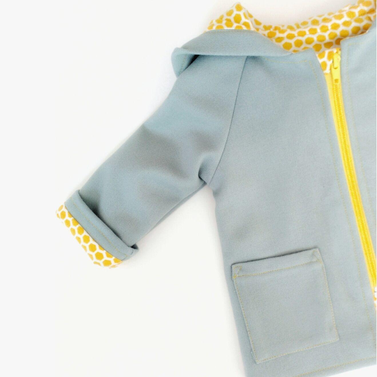 Patrones + Guía de Costura Patrones e instrucciones completas para ...