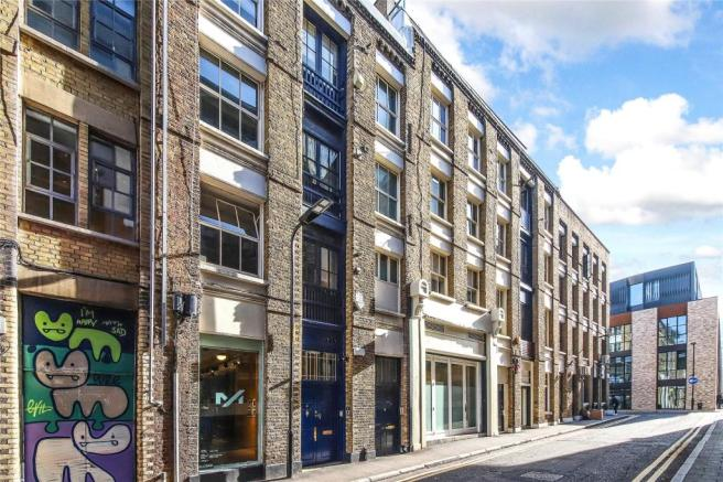 2 Bedroom Property To Rent In Ravey Street London Ec2a Ec2a