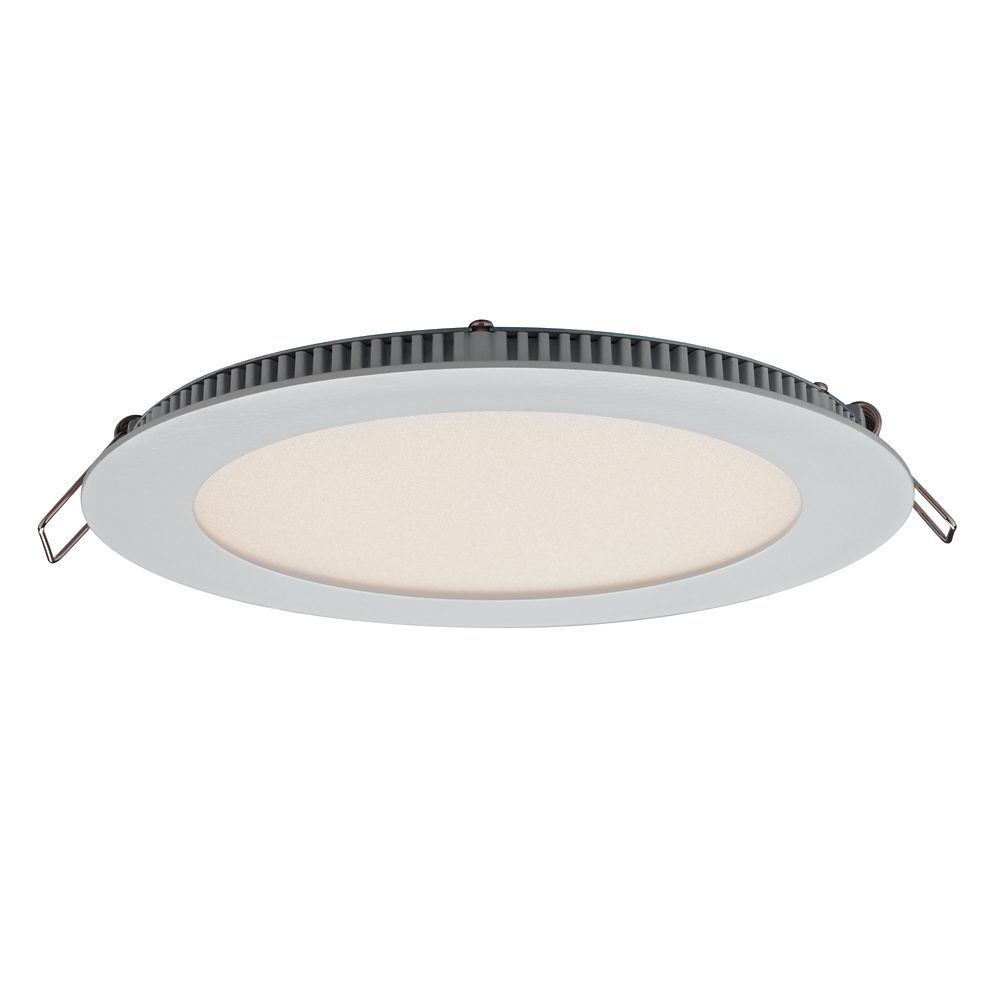 Illume Ultraslim 6 Inches Recessed Round Led Panel Light Led Panel Light