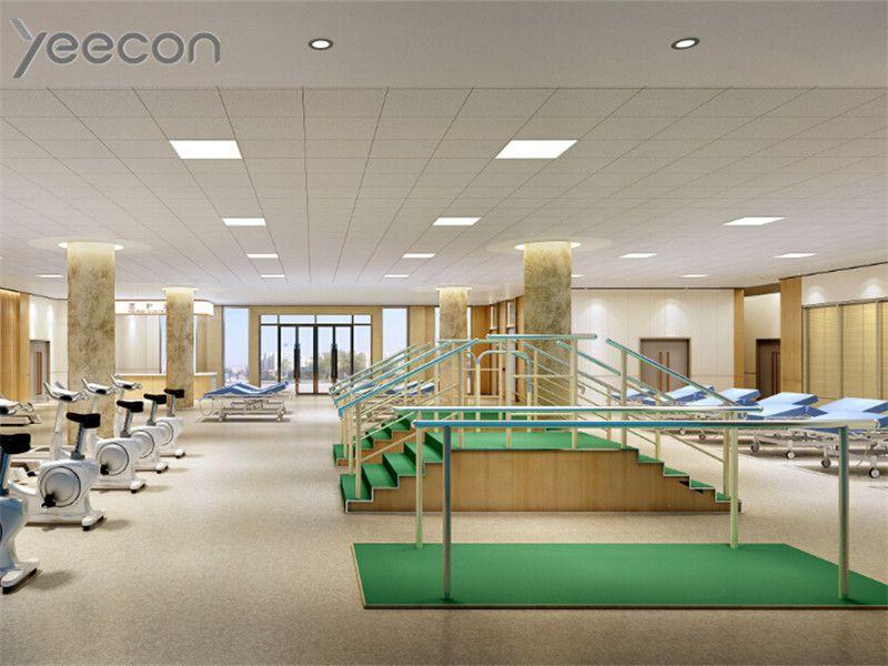 Rehab Center Healthcare Interior Design Rehabilitation Center Architecture Physical Therapy