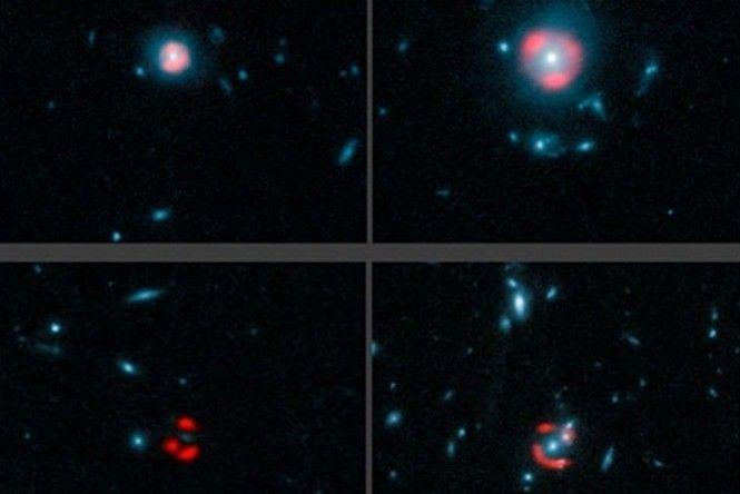 Observatório acha o sinal mais antigo de água no Universo: 12 bilhões de anos atrás! Se alguém duvidava que há MUITA vida pelas galáxias afora...