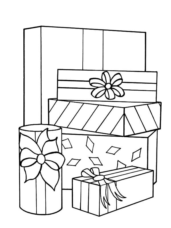 Pin By Kidsplaycolor On Christmas Presents Coloring Pages Christmas Present Coloring Pages Christmas Tree Coloring Page Christmas Coloring Books