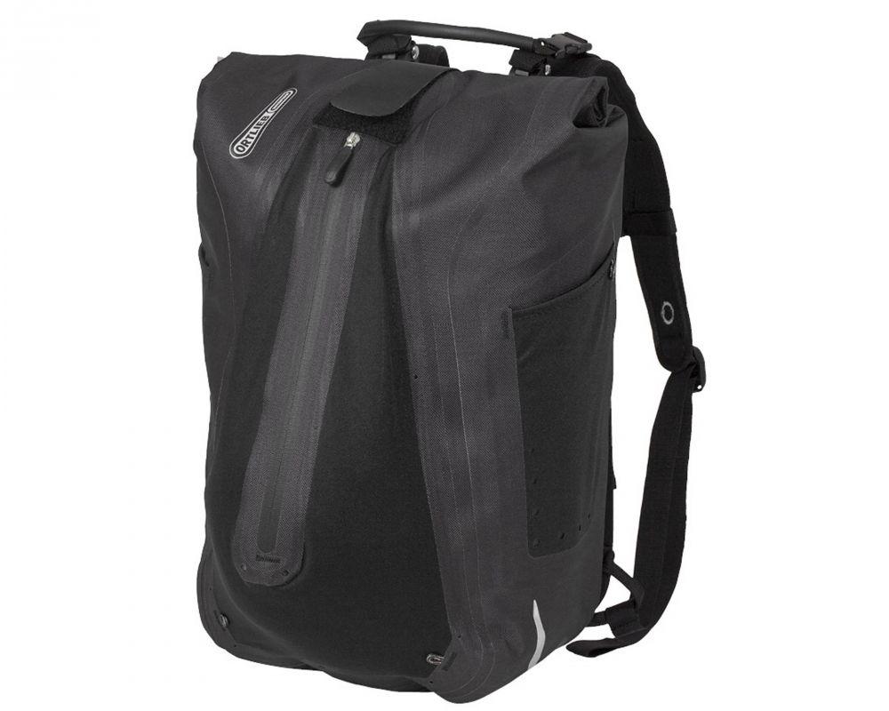 ortlieb vario ql2 1 wasserdichte fahrrad tasche rucksack einzeltas rucks cke. Black Bedroom Furniture Sets. Home Design Ideas