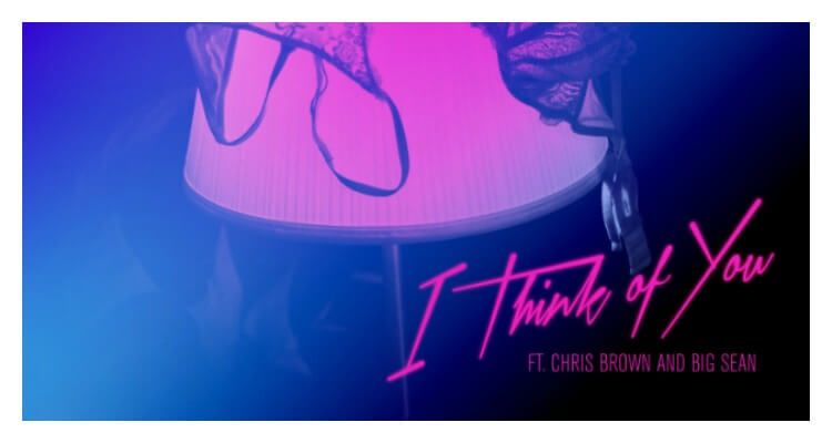 Jeremih I Think Of You Ft Chris Brown Big Sean Big Sean Jeremih