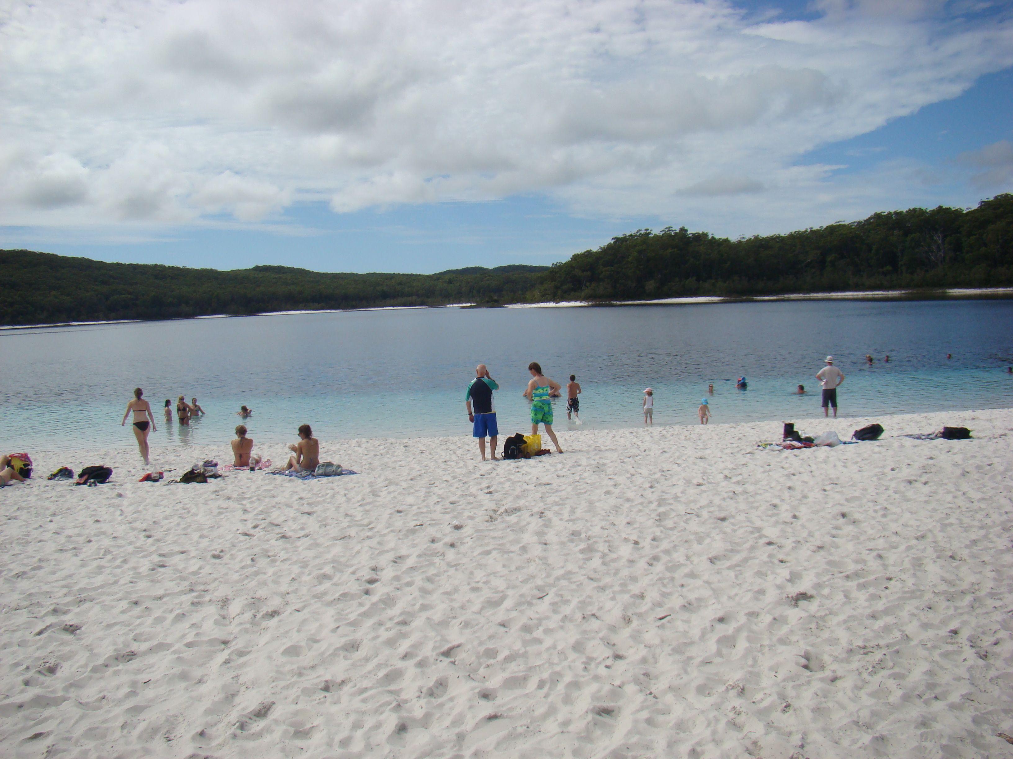 Fraser island // Australien - Lake McKenzie