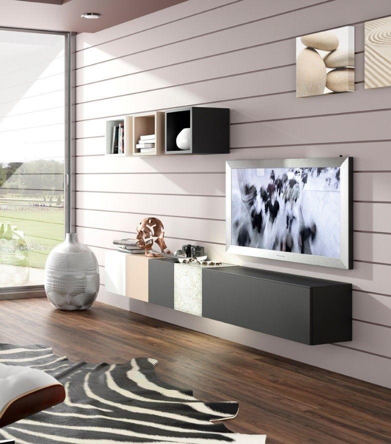 Mueble TV Diseño Moderno Samara Favorite Places \ Spaces