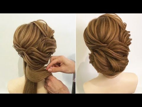 Youtube Hairstyles Endearing Beautiful Hairstyles Tutorialsgeorgiy Kot New  Youtube  6