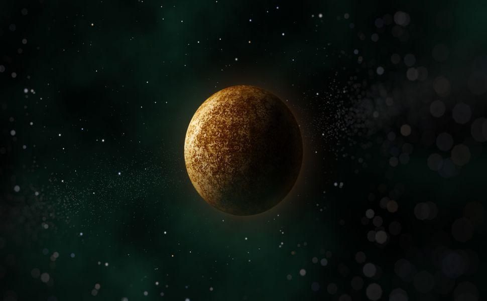 Uranus Astrology HD Wallpaper