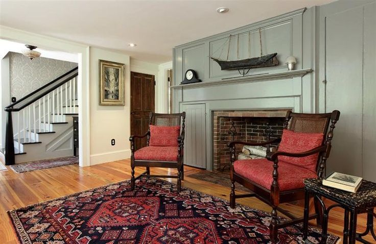 Cape Cod Fireplace Design Ideas | Cape Cod Interior ...