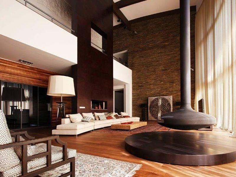 chemine design centrale gyrofocus rund ums hausrundehome designsalon inneneinrichtungarchitektur innenarchitekturmoderne - Fantastisch Moderne Innenarchitektur Einfamilienhaus