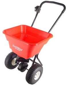 Earthway 2050p Estate 80 Pound Walk Behind Broadcast Spreader By Earthway 89 99 Large 10 Inch Tires With Deep Tread Walk Behind Broadcast Sp Ideen The Help