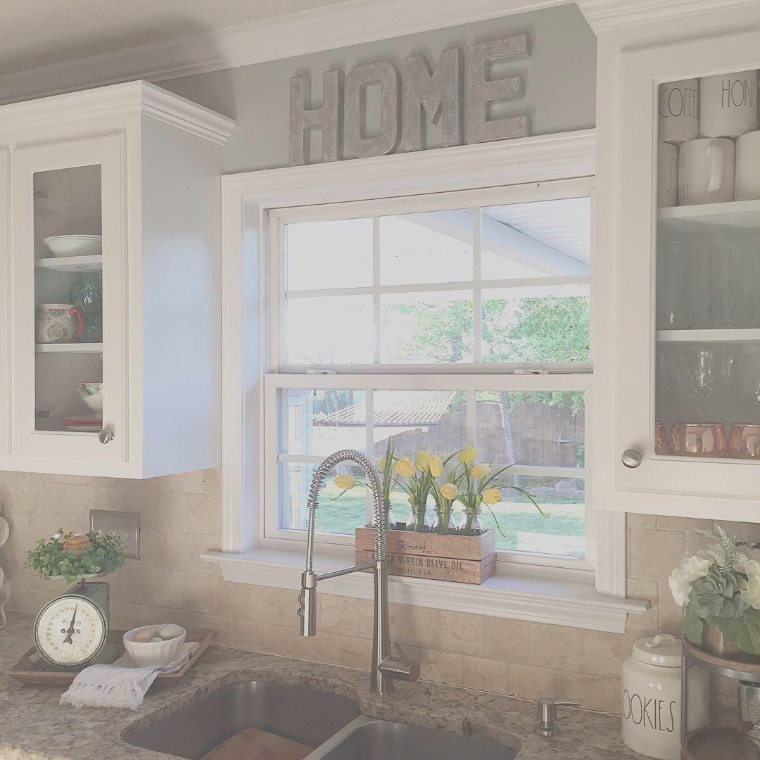 Kitchen Window Ideas In 2020 Kitchen Sink Window Modern Kitchen Window Kitchen Sink Design