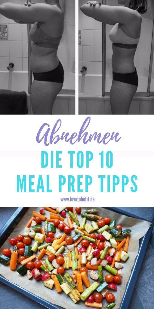 Die ultimativen 10 Meal Prep Tipps - lovetobefit.de