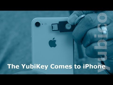 Yubico debuts iOS SDK with LastPass as first YubiKey Neo