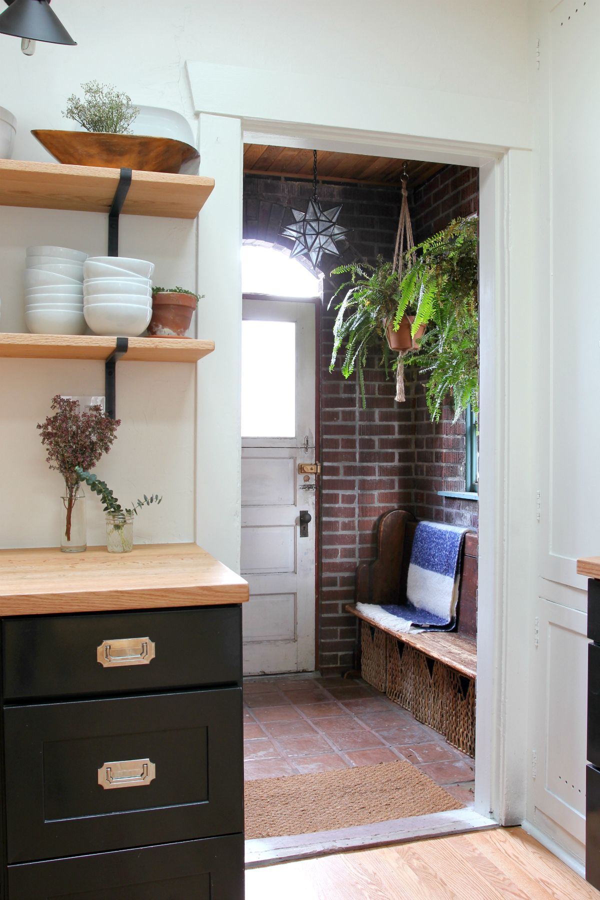 dexter kitchen hells apartments the grit and polish remodel mudroom abode rooms