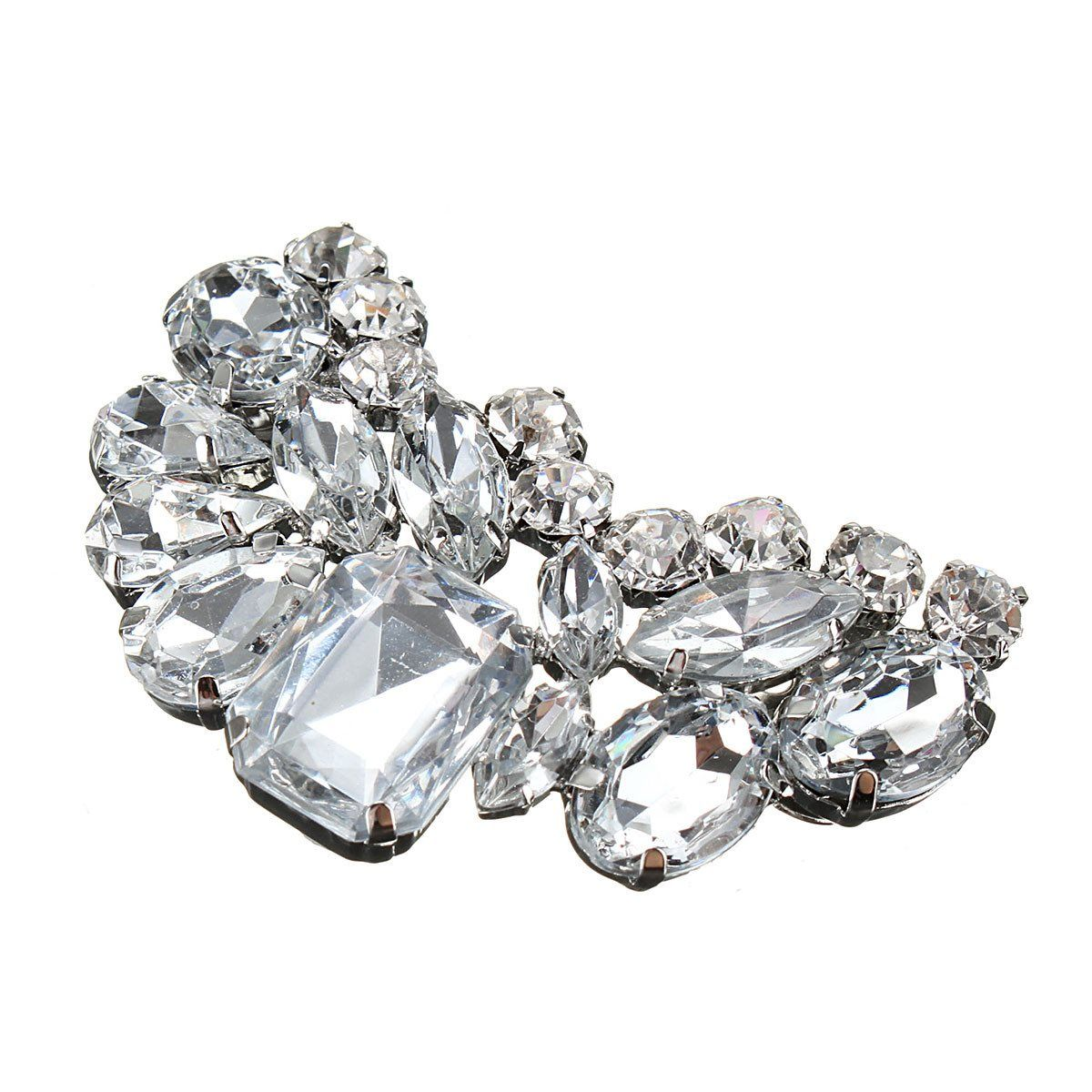 Clip Per Scarpe Da Sposa.1 Pezzo Negozio Decorativi Accessori Per Scarpe Da Sposa Scarpe Da