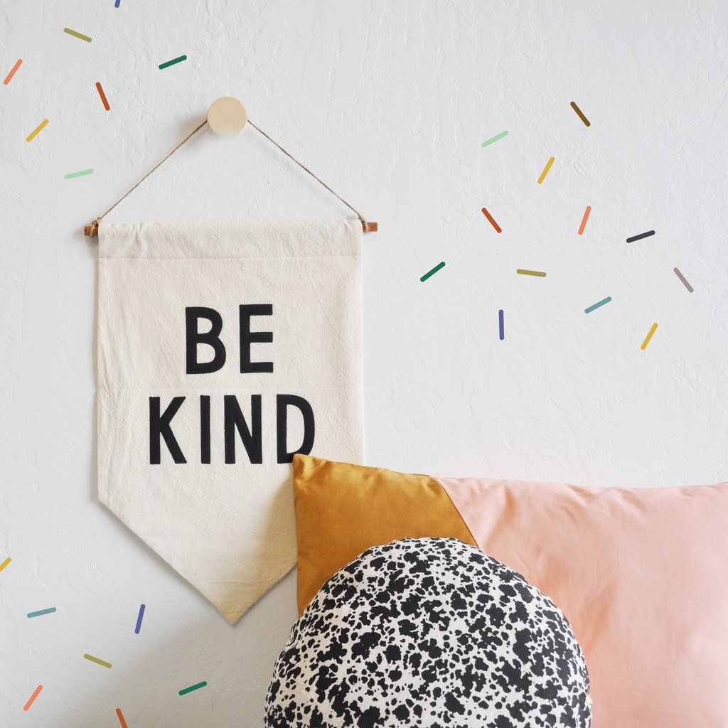Hipster sprinkles wall decal wall decals sprinkles and room decor