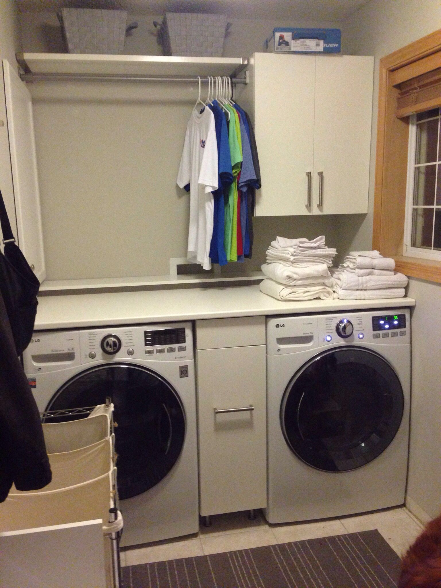 Laundry Room Ikea Hack Laundry Room Hacks Laundry Room Countertop Ikea Laundry Room